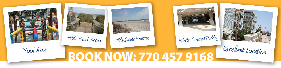 Myrtle Beach Vacation Condo at Myrtle Beach Villas II, Atlanta, GA